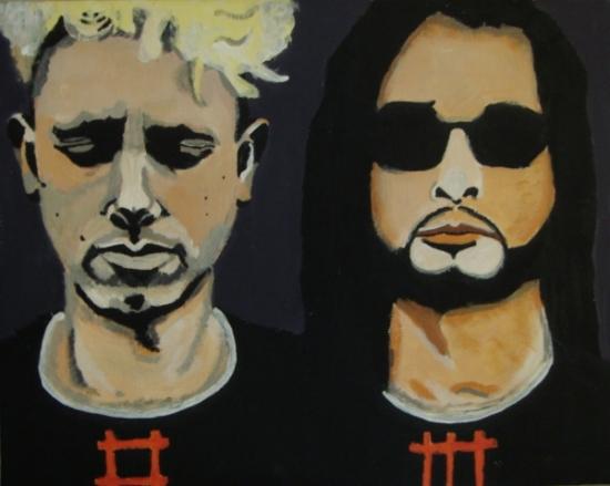 Depeche Mode by Eskamilla